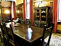 Bucuresti, Romania. MUZEUL NATIONAL COTROCENI. The Breakfast Room. (2) (B-II-a-A-19152).jpg