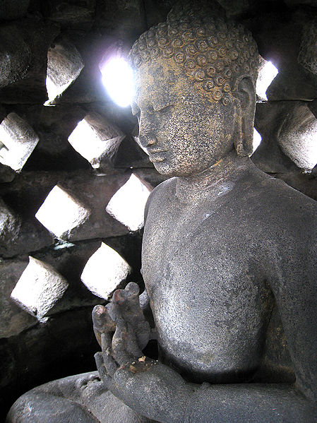 File:Buddha in the Stupa Borobudur.jpg