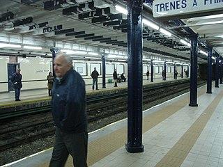 Sáenz Peña (Buenos Aires Underground) Buenos Aires Underground station