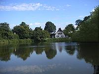In the city-forest of Buer (Buerscher Stadtwald).