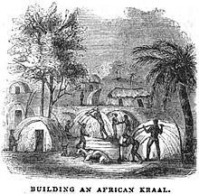 aafrika külatüüp