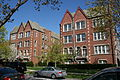 Buildings at 815-817 Brummel and 819-821 Brummel 2.JPG