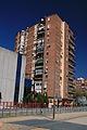 Buildings in Madrid Río.jpg
