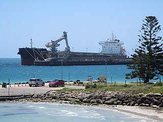 Fremantle Outer Harbour
