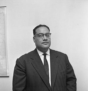 Ibrahim Helmi Abd-elRahman - Image: Bundesarchiv B 145 Bild F008890 0001, Bonn, Dr. Ibrahim Abdel Rahman aus Ägypten
