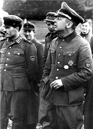 The Holocaust in Belarus - Bronislav Kaminski and 29th Waffen Grenadier Division of the SS RONA (1st Russian), spring 1944.