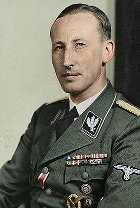 Высшее руководство третьего рейха геи