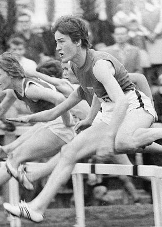 Karin Balzer - Karin Balzer in 1963