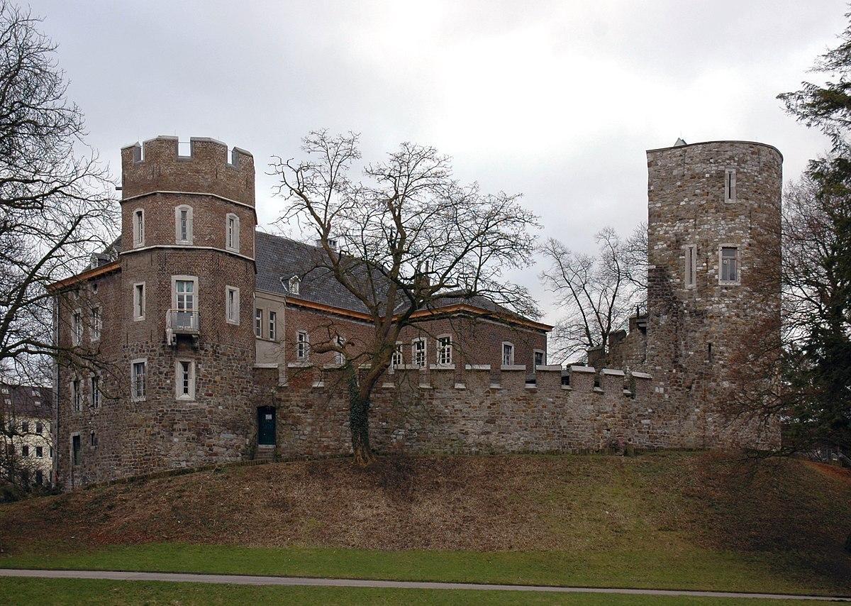 Frankenberg Castle (Aa...
