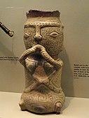 Pohřební urna marajoara (1000-1250)