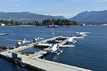 Burrard Inlet with seaplanes - Vancouver, Canada - DSC09313.JPG
