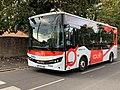Bus Colibri (Isuzu), rue de la Gare (Saint-Maurice-de-Beynost) en septembre 2019 (2).jpg