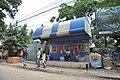 Bus Shelter - Dum Dum Motijheel College - Dum Dum Road - Kolkata 2017-08-08 4030.JPG
