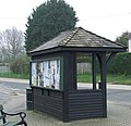 Bus shelter in Takeley - geograph.org.uk - 773063.jpg