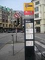 Bus stop Copenhagen.JPG