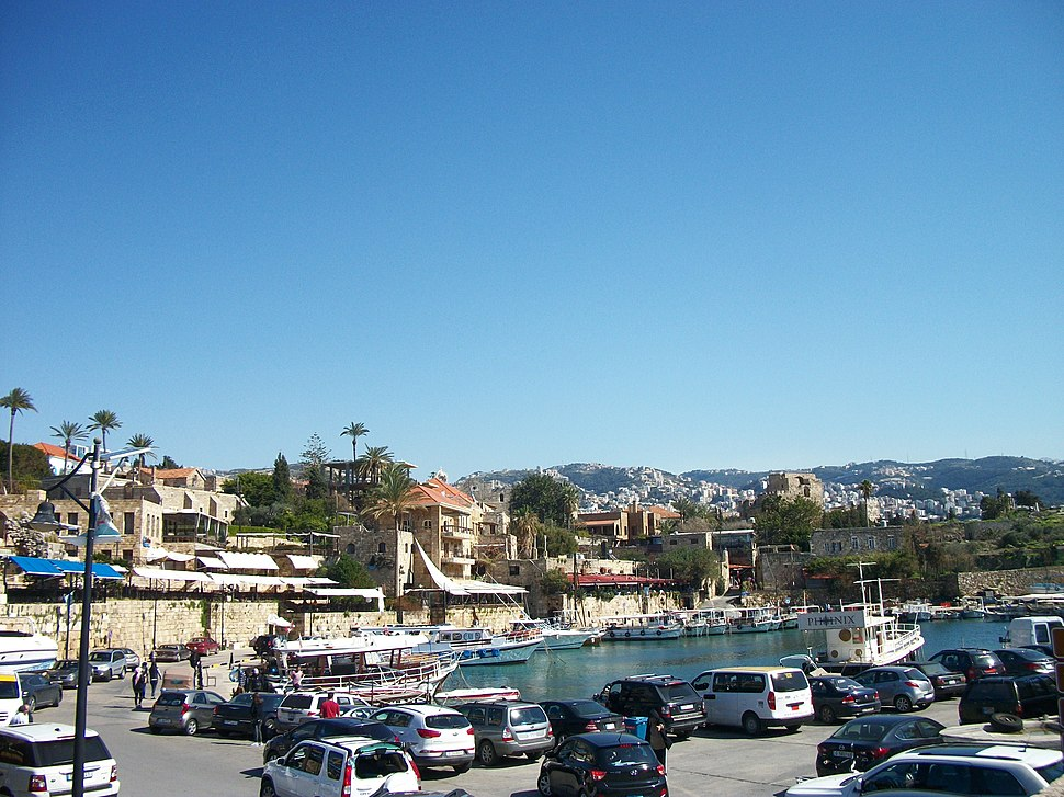 Byblos le port 01