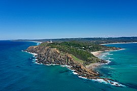 Byron Bay Lighthouse, Beach and Hinterland in the Northern Rivers, NSW, Australia.jpg