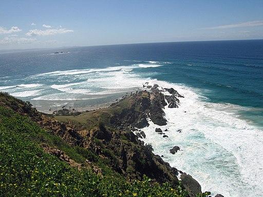 Byron Bay Most Eastern Point - Flickr - GregTheBusker