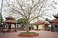 Cảnh quan bên phía văn bia xây dựng chùa Nghiêm Quang, thôn Thận Trai, xã Minh Tân, huyện Lương Tài, tỉnh Bắc Ninh.jpg