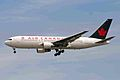 C-GAUN B767-233 Air Canada YVR 26JUN07 (6695335731).jpg