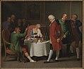 """C.W. Eckersberg - Motiv fra Ludvig Holbergs """"Jeppe på Bjerget"""", III akt, 3. scene - KMS462 - Statens Museum for Kunst.jpg"""