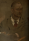 C. F. A. Voysey by John Henry Frederick Bacon TS24.png