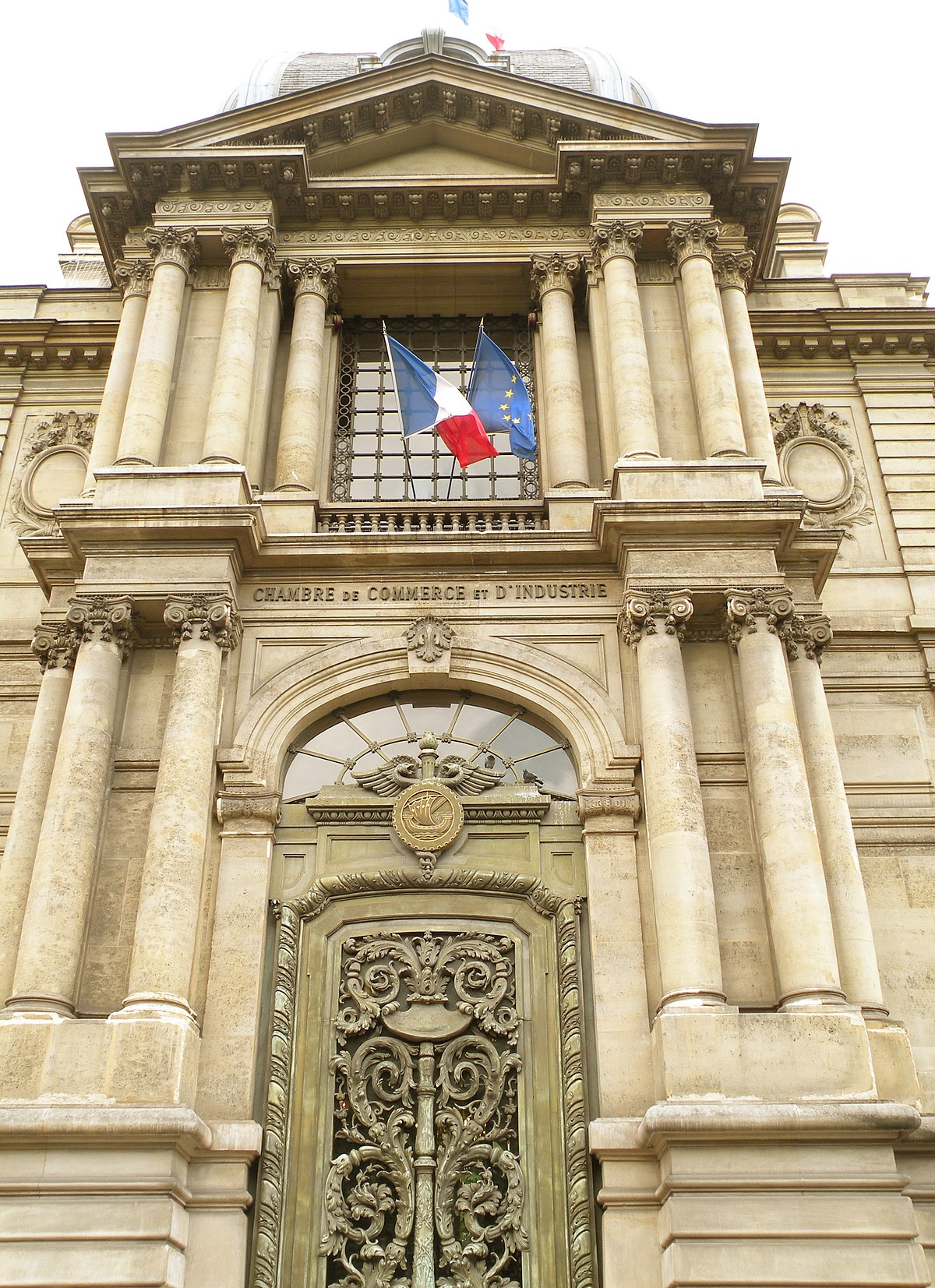 H tel potocki wikip dia for Chambre de commerce internationale paris adresse
