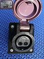 CEE Steckdose Kleinspannung 24V 16A 2P 50-60 Hz 2012 08 19.jpg