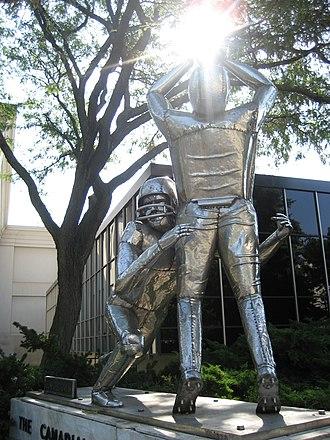 MacNab Street (Hamilton, Ontario) - Canadian Football Hall of Fame museum