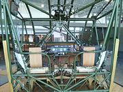CG-4A cockpit