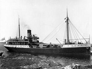 CGS Simcoe (1909) - Image: CGS Simcoe (1909)