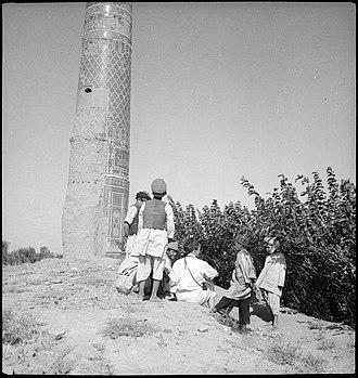 Musalla Complex - Image: CH NB Afghanistan, Herat Musalla Komplex Annemarie Schwarzenbach SLA Schwarzenbach A 5 19 164