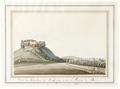 CH-NB - Lenzburg, Schloss und Stadt von Nordosten - Collection Gugelmann - GS-GUGE-WOLF-C-4.tif