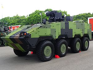 CM-32 Yunpao APC Display in Chengkungling 20111009.jpg