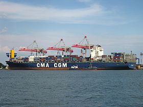 Image illustrative de l'article CMA CGM Debussy
