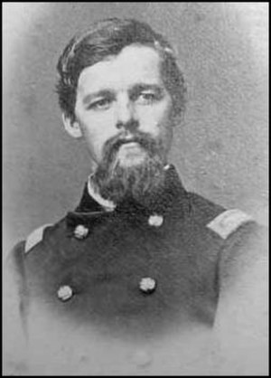 Charles C. Walcutt - Walcutt as a Union colonel