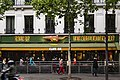 Café Oz Grands Boulevards, 8 Boulevard Montmartre, 75009 Paris, 8 June 2019.jpg