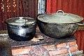 Calderos en un fogón (1264896004) La Tigra, Alajuela, Costa Rica.jpg