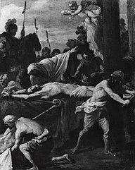 Martyrdom of St. Erasmus