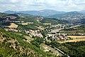 Cammino Francescano della Marca, Muccia, panorama 01.jpg