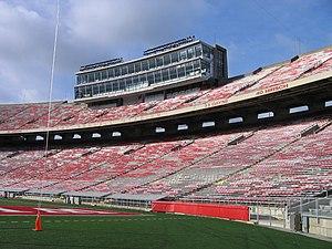 Camp Randall Stadium - November 2006