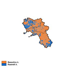 Campania regional election, 2000 - Image: Campania 2000 Coalizioni