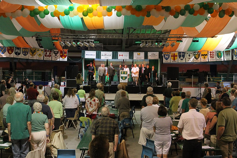 Canada Irish Festival on the Miramichi