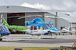 Canberra Helicopters (VH-NSC) Bell 412 at Wagga Wagga Airport.jpg