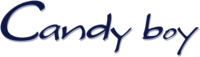 Candy Boy logo.png
