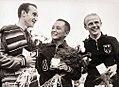 Capilla, Lee Haase 1952 Olympic diving.jpg