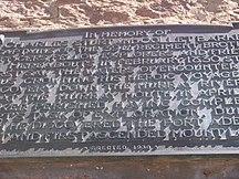 Hindmarsh Island-History-Captain Sturt Monument, Hindmarsh Island