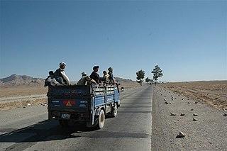 Kandahar–Herat Highway