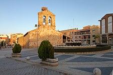Carbajosa de la Sagrada, plaza de la Constitución, 2.jpg