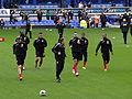 Cardiff warm up v Everton 2014.jpg